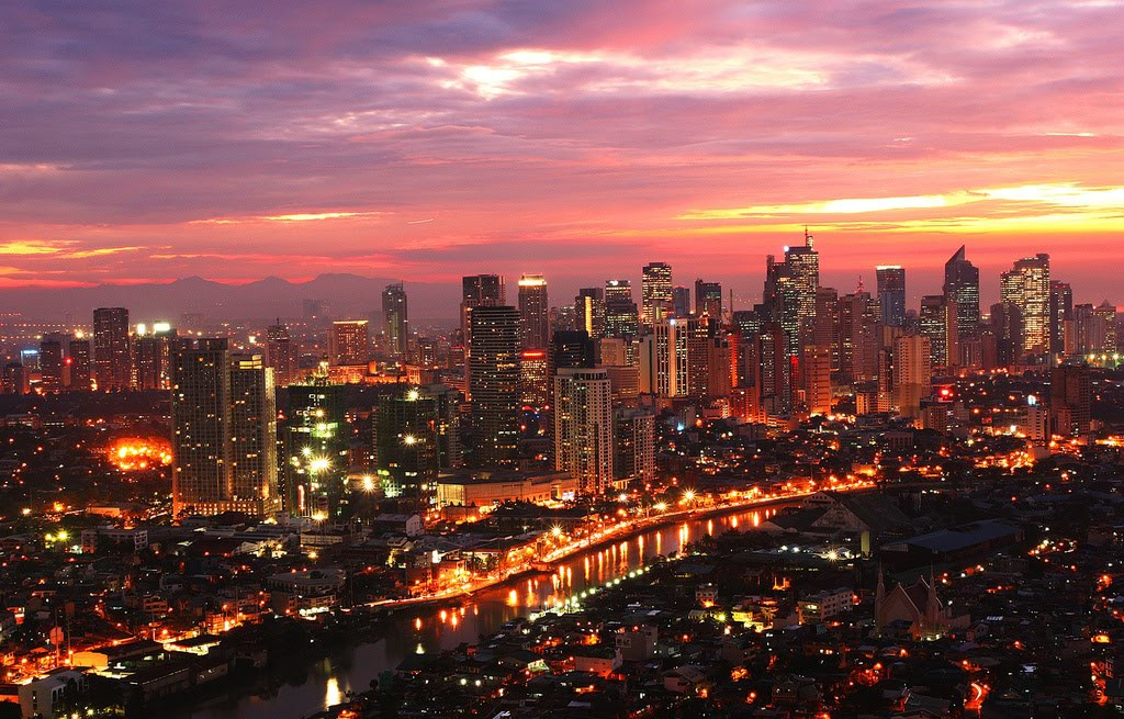 Makati_City_lights_Skyline
